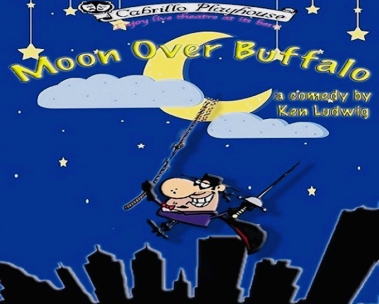 Moon Over Buffalo March 2019 Courtesy of The Cabrillo Playhouse