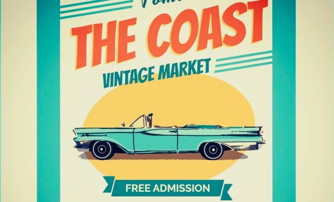 The Coast Vintage Market Mission Viejo California April 14 2019