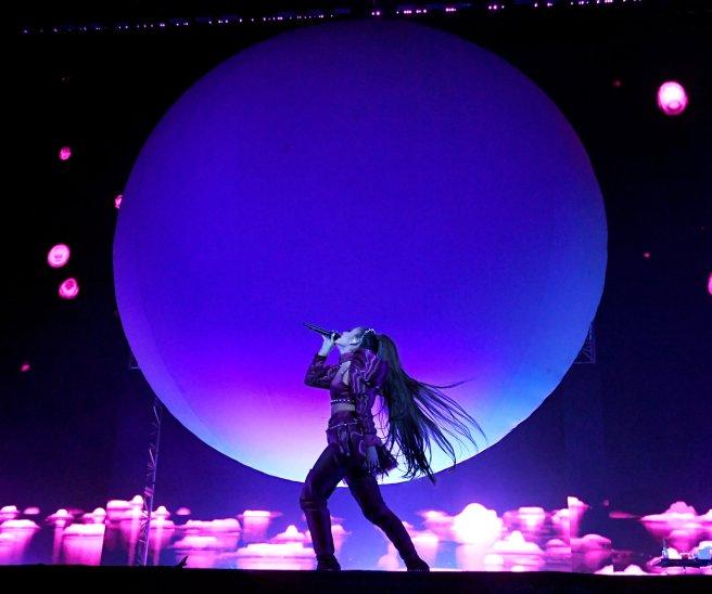 Ariana Grande Courtesy of Coachella.com