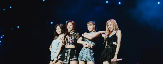 Blackpink at Coachella 2019 Courtesy of Coachella.com