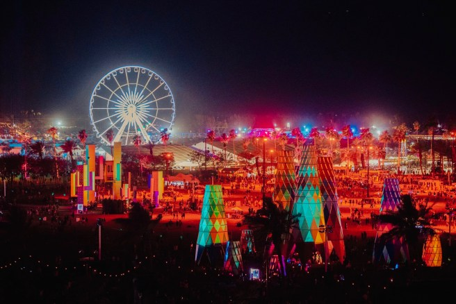 Coachella 2019 California Music Festival Courtesy of Coachella.com