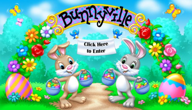 San Clemente Outlets Bunnyville April 20 2019