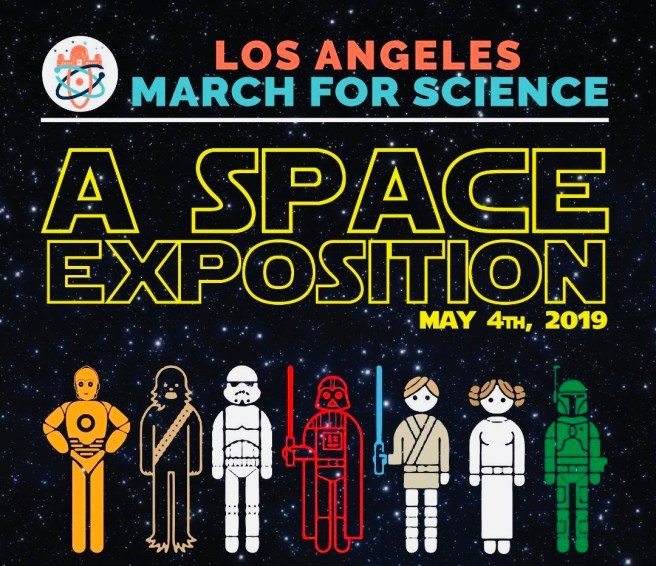 March For Science Los Angeles May 4 2019