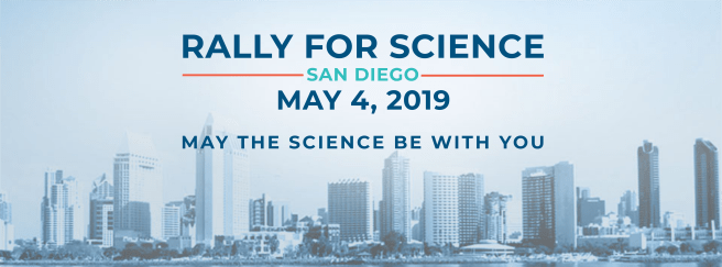 March For Science San Diego May 4 2019