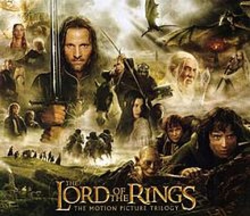 The Lord of the Rings Film Triology Courtesy of Newline.com