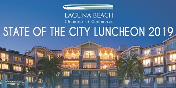 Laguna Beach State of the City May 2 2019