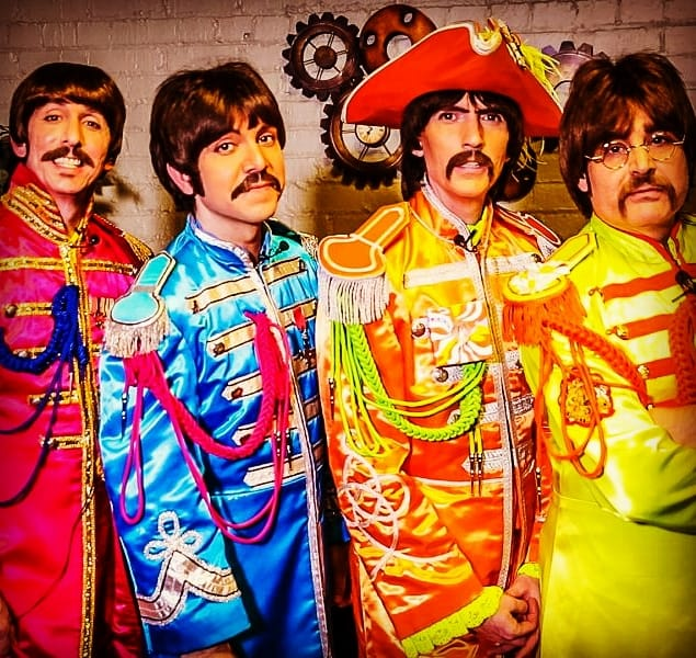 Image Courtesy of The Fab Four Facebook Page
