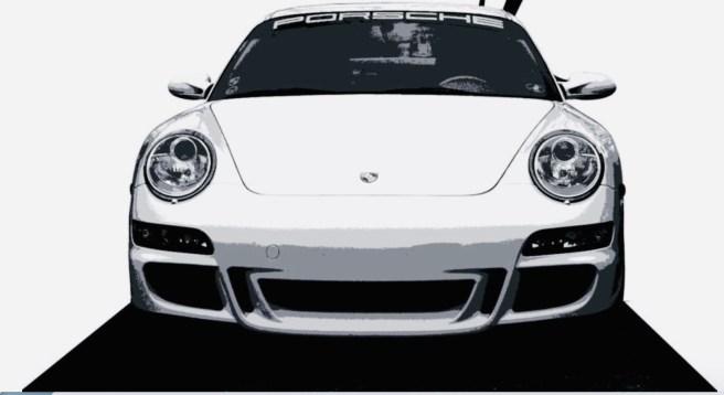 Porsche Courtesy of PCAOCR.com
