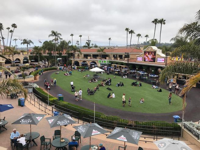 The Toast of the Coast Wine Festival at San Diego County Fair in Del Mar California June 8 2019