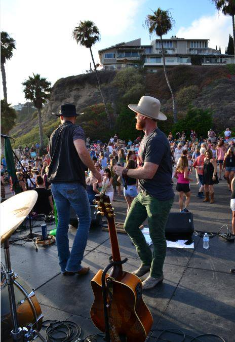 Kelly Boyz Country Music Courtesy of San-Clemente.org
