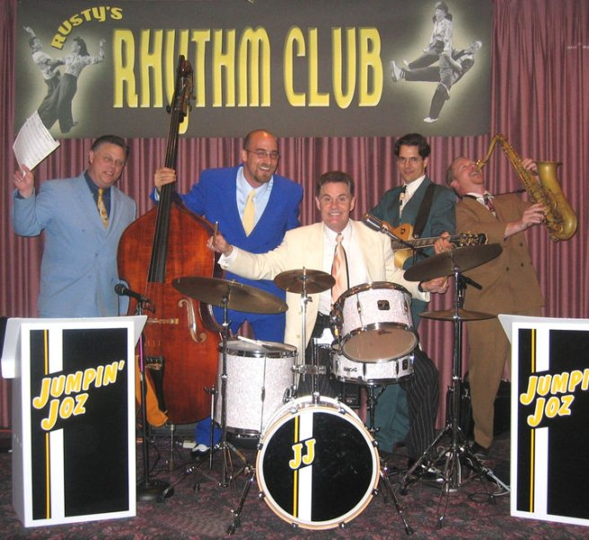 Jumpin' Joz Band Courtesy of Facebook.com:JumpinJozBand