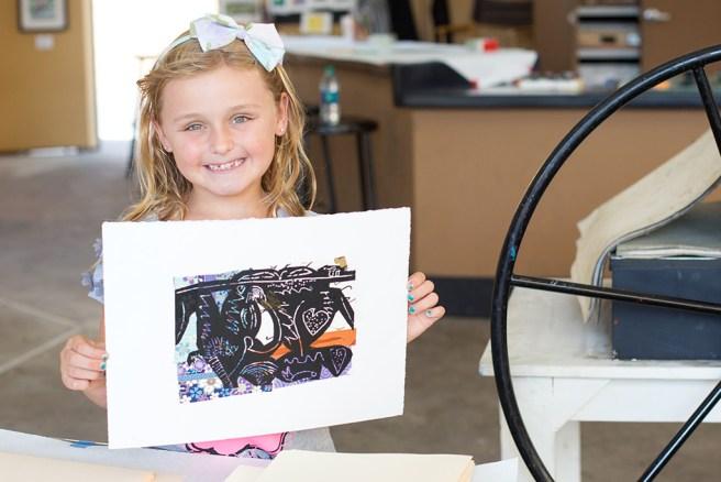 Laguna Beach Festival of the Arts Youth Art Classes Courtesy of foapom.com