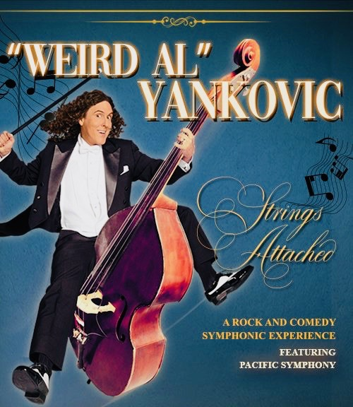 Weird Al Yankovic with Pacific Symphony at OC Fair August 8 2019