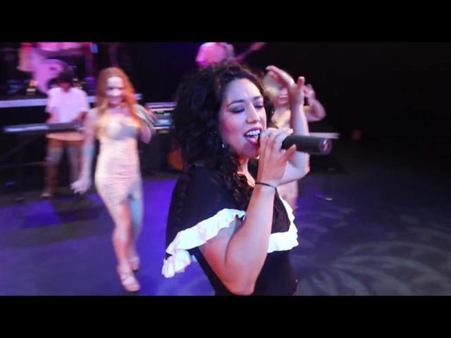 Image Courtesy of L.A. Sound Machine- Gloria Estefan Tribute Band