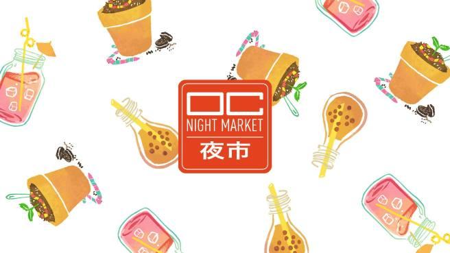 OC Night Market August 23 2019 thru August 25 2019