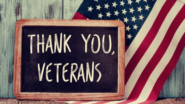 Veterans Thank You