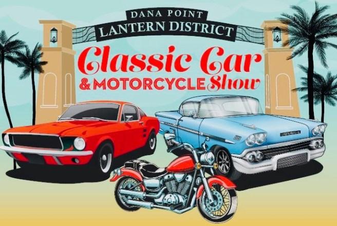 Dana Point Lantern District Car & Motorcycle Show September 22 2019