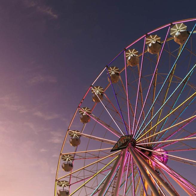 LA County Fair Rides 2019 Courtesy of LA County Fair