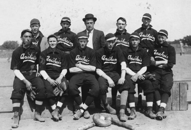 Orange County Baseball History Courtesy of ArcadiaPublishing.com