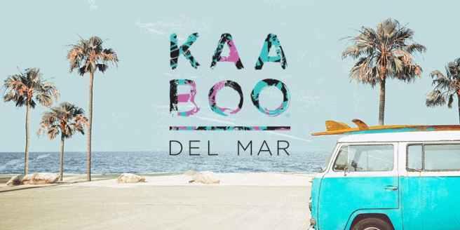 Kaaboo Del Mar September 13-September 15 2019