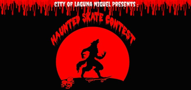 Laguna Niguel Haunted Skate Halloween Saturday October 26 2019