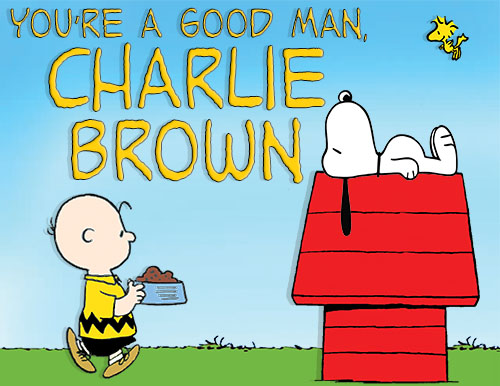 Your A Good Man Charlie Brown at Dana Hills High School December 12-14 2019
