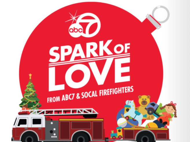 Spark of Love December 2019 (Laguna Beach Fire Department)
