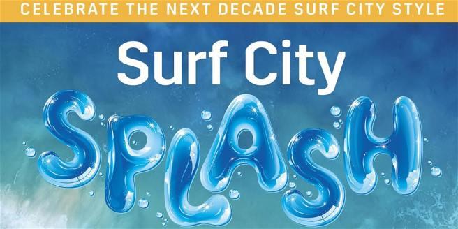 Huntington Beach Surf City Splash January 1 2020