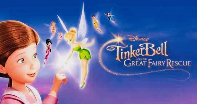 Tinker Bell and the Great Fairy Rescue Courtesy of Disney.com