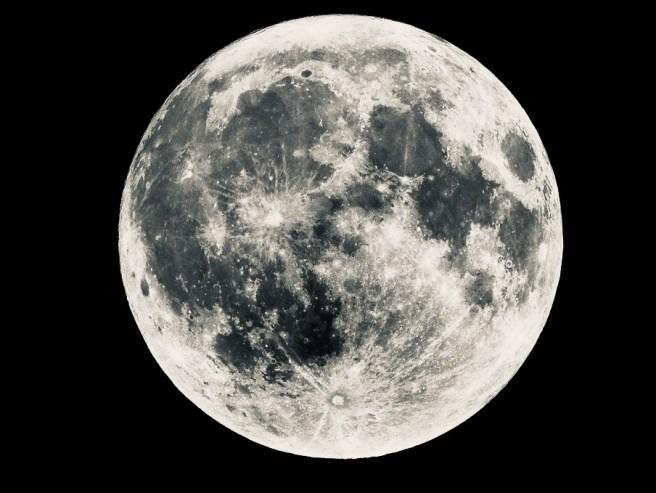 NASA Super Moon Courtesy of NASA