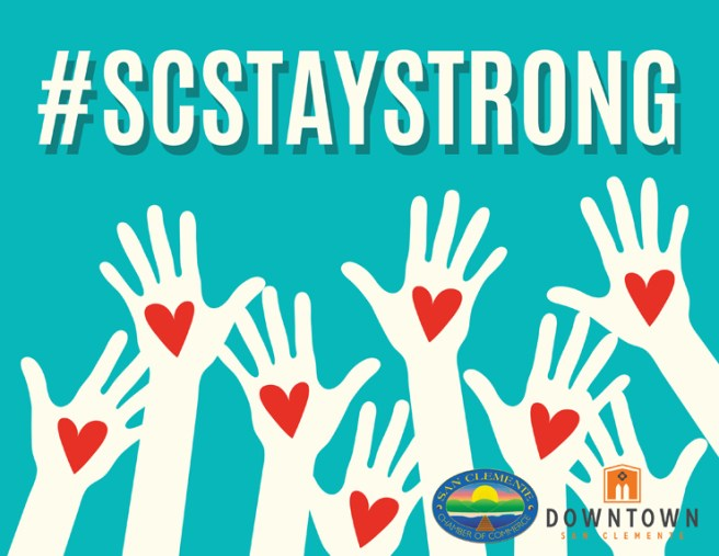 San Clemente Stay Strong