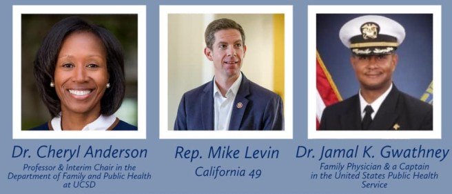 Congressman Mike Levin COVID-19 Virtual Town Hall Wednesday May 20 2020