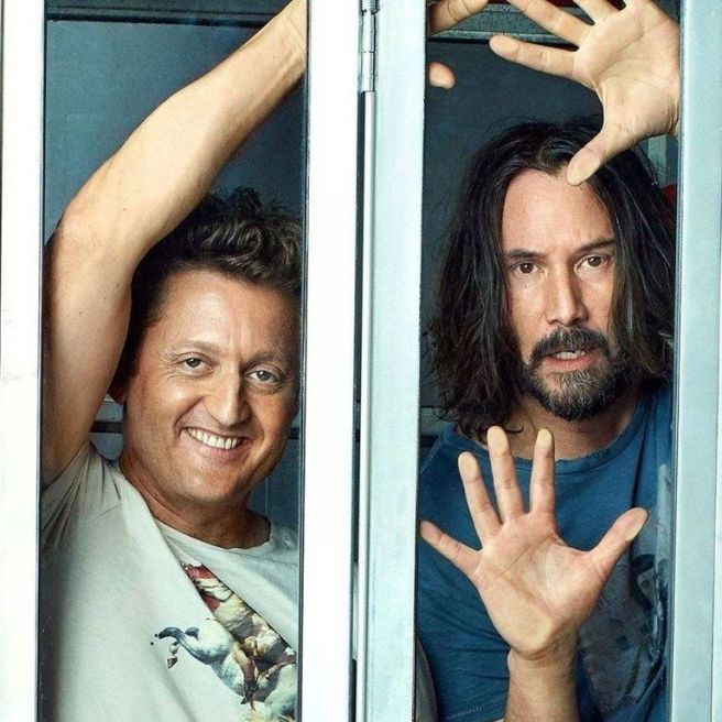 Bill & Ted Face the Music Courtesy of Facebook.com:BillAndTed3