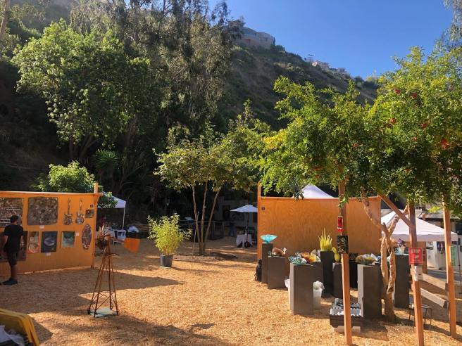 Laguna Beach Sawdust Art Festival Market 2020 Courtesy of Sawdust Art Festival