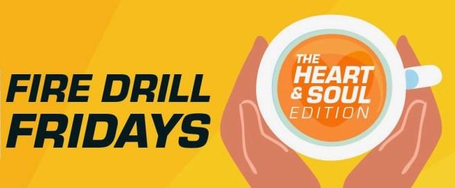 Greenpeace and Jane Fonda Fire Drill Friday Heart and Soul Edition November 4 2020