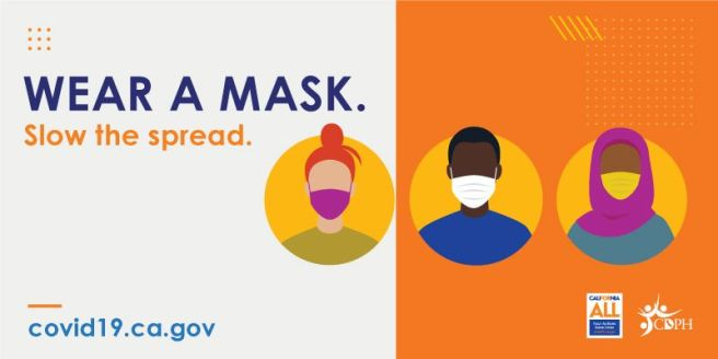 Wear A Mask PSA