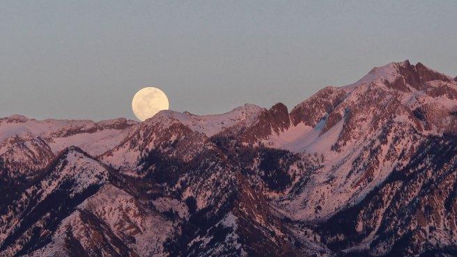 Full Moon By Bill Dunford Courtesy of NASA.gov