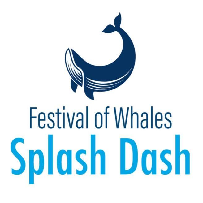 Dana Point Festival of Whales Splash Dash March 2021