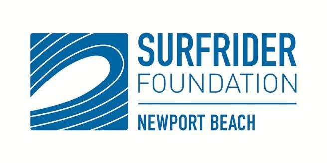 Newport Beach Pier Surfrider Beach Clean Up