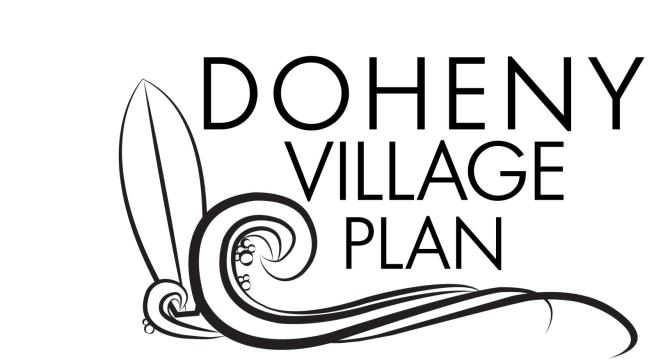 Dana Point Doheny Village Plan Logo