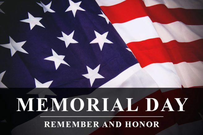 Dana Point Memorial Day Service Monday May 31 2021 Courtesy of VFW Post 9934