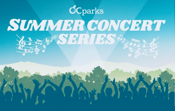 Orange County California Parks Summer Concerts 2021