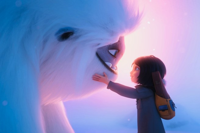 Abominable Courtesy of DreamWorks