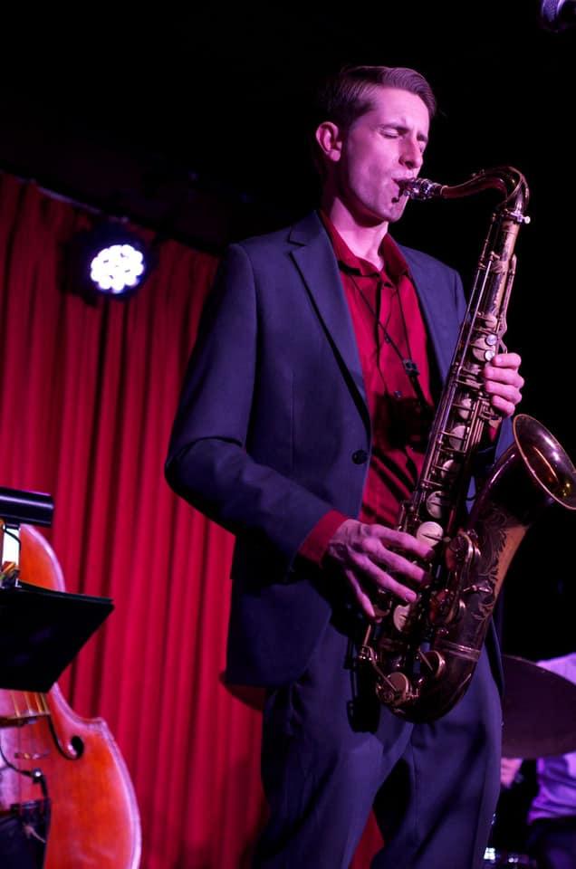 The Brian Clancy Quintet Courtesy of Laguna Beach Live!