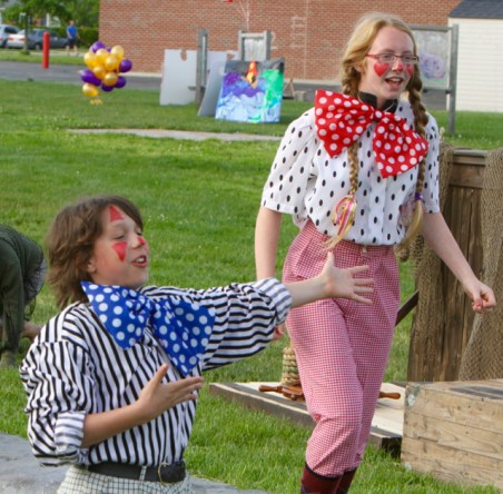 The workshop will be offered to all young Greenport thespians, grades seven through 12. File photo.