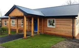 Ashurst Wood School Photo