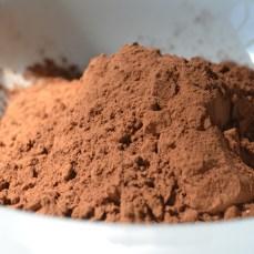 Dutch cocoa power