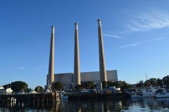 Power Plant at Morro Bay