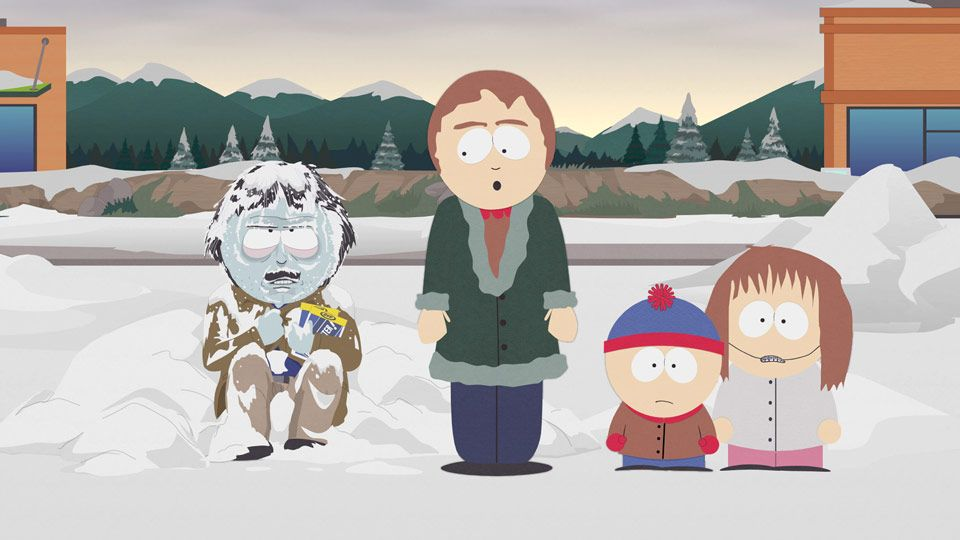 Image result for south park A NIGHTMARE ON FACETIME