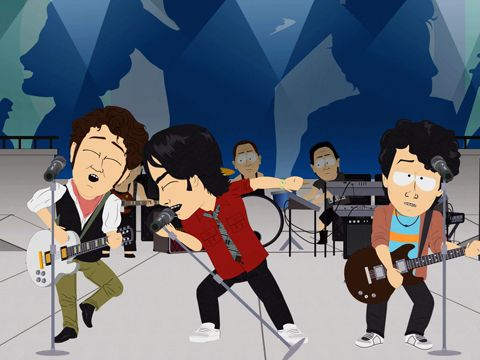 South Park Jonas Bros